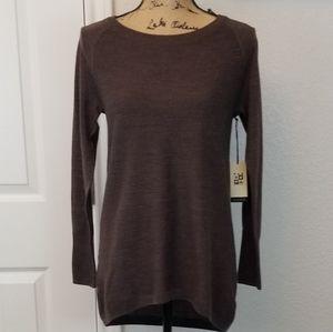NEW! Max Studio wool sweater sz S